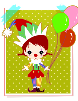 09-05-19 21:48:31 服装类型:角色装 评论:2 造型说明: 可爱小丑哦 喜